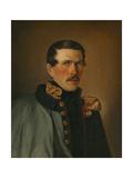 Portrait of Of a Marine Officer Giclee Print by Alexei Vasilyevich Tyranov
