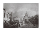 The Imperial Lyceum in Tsarskoye Selo, 1850S Giclee Print by Carl Schulz
