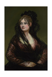 Portrait of Doña Isabel De Porcel, before 1805 Giclee Print by Francisco de Goya