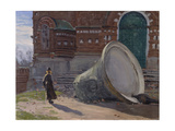 The Ruination of Church Bells, 1924 Giclee Print