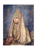 Boyar's Wife, 1884 Giclee Print by Viktor Mikhaylovich Vasnetsov