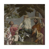 Unfaithfulness (From Four Allegories of Lov), 1575 Giclee Print by Paolo Veronese