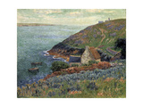 At the Seashore, 1896 Giclee Print by Henry Moret