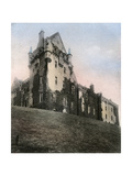 Brodick Castle, Isle of Arran, Scotland, 20th Century Giclee Print