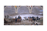 The Battle of Solferino, 1886 Giclee Print by Amos Cassioli