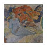 Shepherd Girl, 1907 Giclee Print by Alexei Yeremeevich Karev