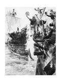 Victory Giclee Print by William Heysham Overend