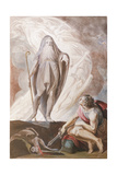 Teiresias Foretells the Future to Odysseus, 1780-1783 Giclee Print by Johann Heinrich Füssli