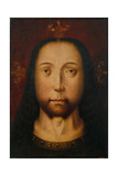 The Holy Countenance, C. 1500 Giclee Print by Aelbrecht Bouts