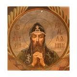 Saint Demetrius of Alexandria, 1885-1896 Giclee Print by Viktor Mikhaylovich Vasnetsov