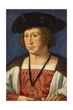 Floris Van Egmond (1469-153), Count of Buren, 1536 Giclee Print by Jan Gossaert