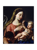 Virgin and Child Giclee Print by Francesco Trevisani