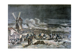 Battle of Valmy, 20th September 1792 Giclee Print by Horace Vernet