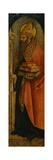 Saint Augustine, 1480S Giclee Print by Carlo Crivelli