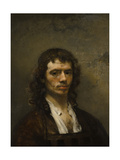 Self-Portrait, C. 1645 Giclee Print by Carel Fabritius