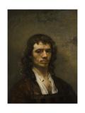 Self-Portrait, C. 1645 Giclee Print by Carel Fabritius
