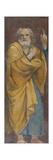Saint Peter, 1604-1607 Giclée-tryk af Annibale Carracci