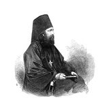 A Priest of the Greek Orthodox Church, 1853 Giclee Print by  Smyth