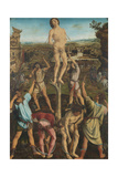 The Martyrdom of Saint Sebastian, 1475 Giclee Print by Antonio Pollaiuolo