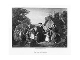 The Vicar of Wakefield, C1850 Giclee Print by William Powell Frith