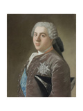 Portrait of Louis, Dauphin of France (1729176), 1750 Giclee Print by Jean-Étienne Liotard