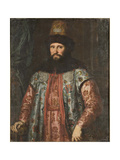 Portrait of the Ambassador Ivan Chemodanov, C. 16571658 Giclee Print by Justus Sustermans