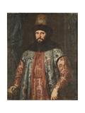 Portrait of the Ambassador Ivan Chemodanov, C. 16571658 Giclee Print by Justus Sustermans