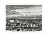 Salt Lake City, Utah, USA, 1877 Giclee Print
