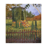 An Garden Arbour, 1907 Giclee Print by Mikhail Nikolayevich Yakovlev