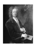 Joseph Addison, English Politician and Writer, 19th Century Giclee Print by Michael Dahl