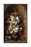 Flower Still Life with Crown Imperial, 1624 Giclee Print by Roelant Savery