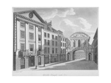 Gate House, Middle Temple, City of London, 1800 Giclee Print by Samuel Ireland