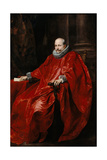 Portrait of Agostino Pallavicini, 1621 Giclee Print by Anthonis van Dyck