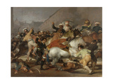 The Second of May 1808 (The Charge of the Mameluke), 1814 Giclee Print by Francisco de Goya