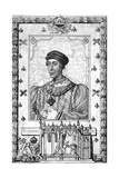 Henry VI of England, (1421-147) Giclee Print