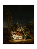 The Lamentation over Christ, 1637 Giclee Print by Govaert Flinck