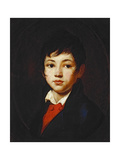 Portrait of Alexander Chelishchev, 1808 Giclee Print by Orest Adamovich Kiprensky