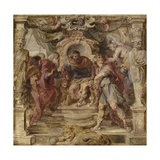 The Wrath of Achilles, 1630-1635 Giclee Print