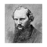 William Thomson, Lord Kelvin in 1869 Giclee Print