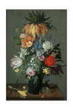 Flower Still Life with Crown Imperial, 1626 Giclee Print by Johannes Bosschaert