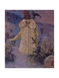 Tsarevna (The Princes), 1887 Giclee Print by Mikhail Vasilyevich Nesterov