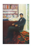 Lincoln's Last Day, Abraham Lincoln (1891-186), 1907 Giclee Print