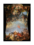 The King Governs by Himself, 1661, 1680S Giclee Print by Charles Le Brun