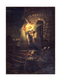 The Deliverance of Saint Peter, 1806 Giclee Print by Alexander Lavrentievich Vitberg