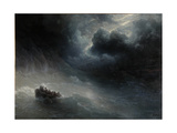 Rage of Elements Giclee Print by Ivan Konstantinovich Aivazovsky