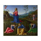 The Agony in the Garden, C. 1502-1503 Giclee Print