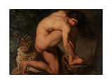 The Wounded Philoctetes, 1775 Giclee Print by Nicolai Abraham Abildgaard