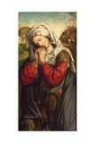 The Mourning Mary Magdalene, C. 1500 Giclee Print by Colijn de Coter