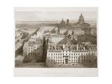 Lycee De Louis-Le-Grand, Paris, 1867 Giclee Print