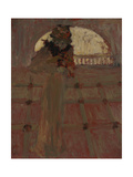 Misia at the Opera, C. 1900 Giclee Print by Édouard Vuillard